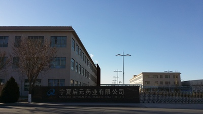 Water treatment of Ningxia Qiyuan Pharmaceutical Co., Ltd
